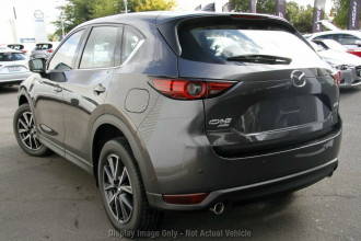 2020 Mazda CX-5 KF Series GT Suv Image 3