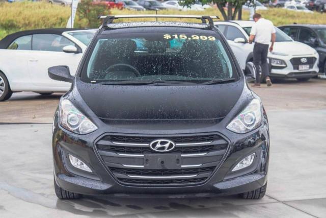 2016 Hyundai i30 GD4 Series 2 Active Hatchback