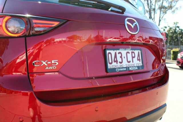 2021 Mazda CX-5 KF Series Touring Suv Mobile Image 4