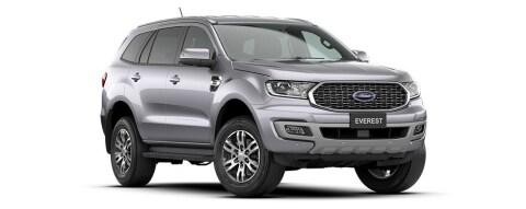 2021 MY21.75 Ford Everest UA II Trend Suv
