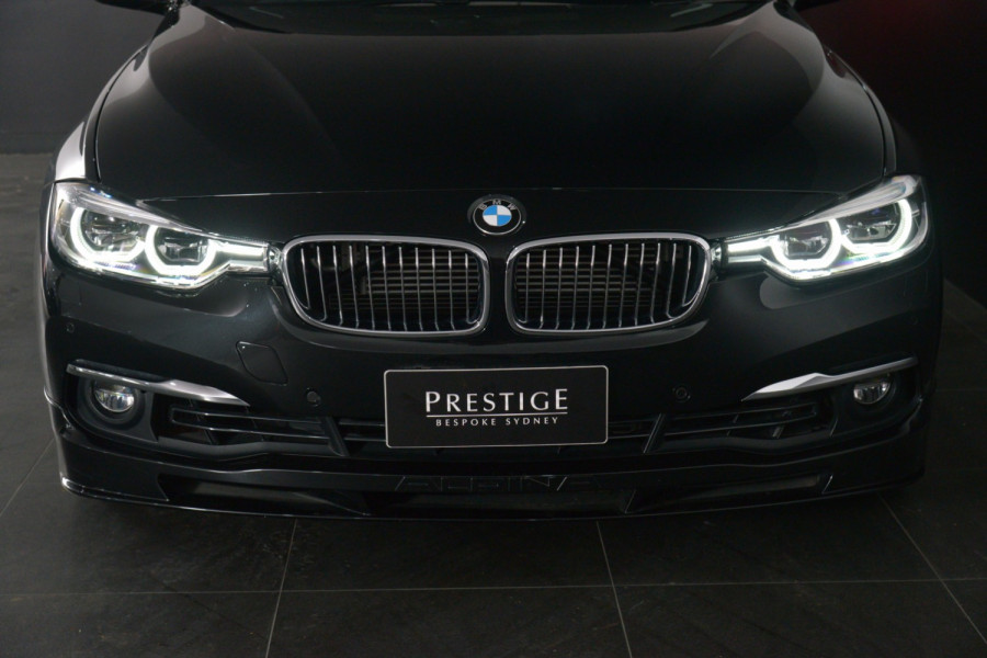2018 BMW B3 Biturbo
