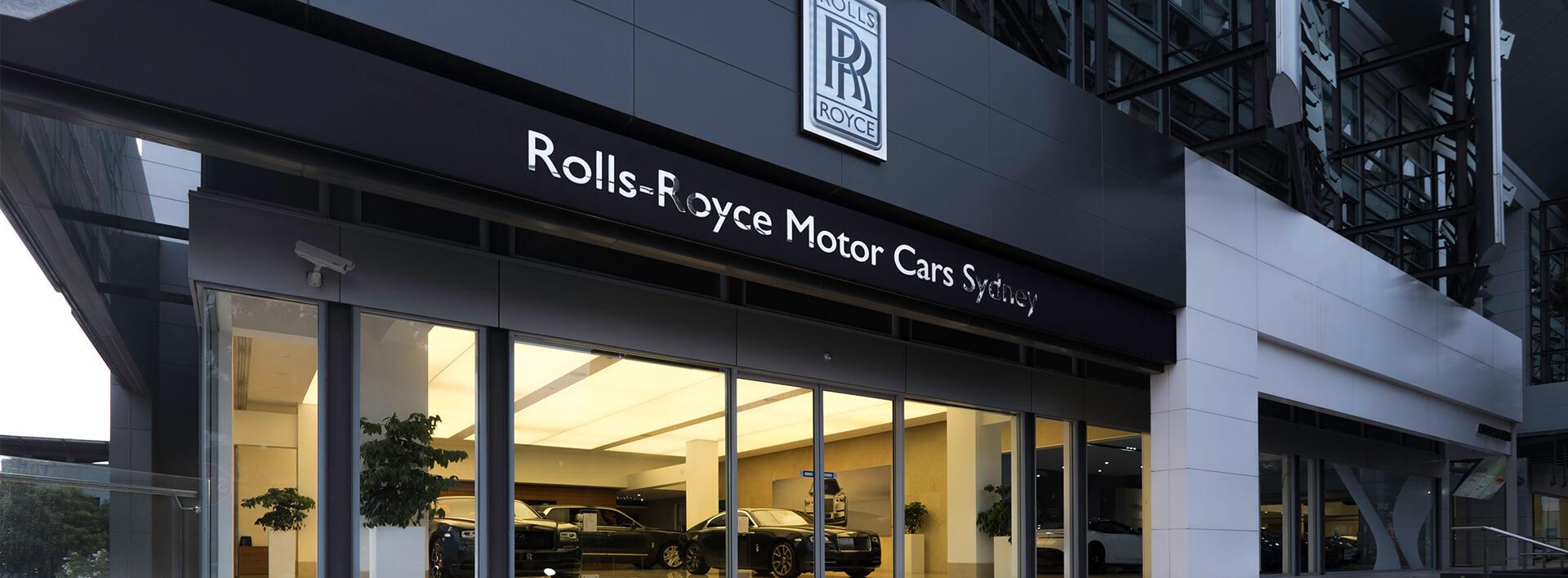 Rolls-Royce Motor Cars Sydney