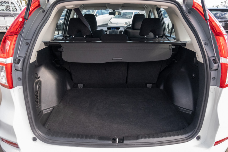 2017 Honda CR-V RM Series II  VTi Suv Image 11
