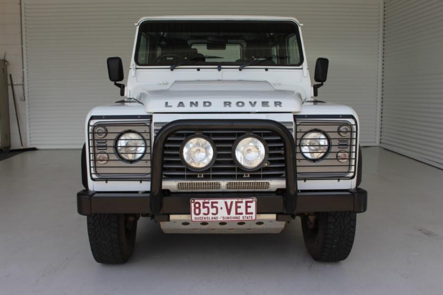 2011 Land Rover Defender 90 11MY Wagon