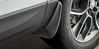 Front & Rear Mud Flaps