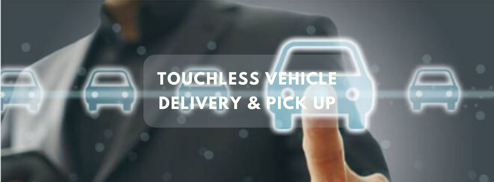 Blacklocks has touchless vehicle delivery and pick up