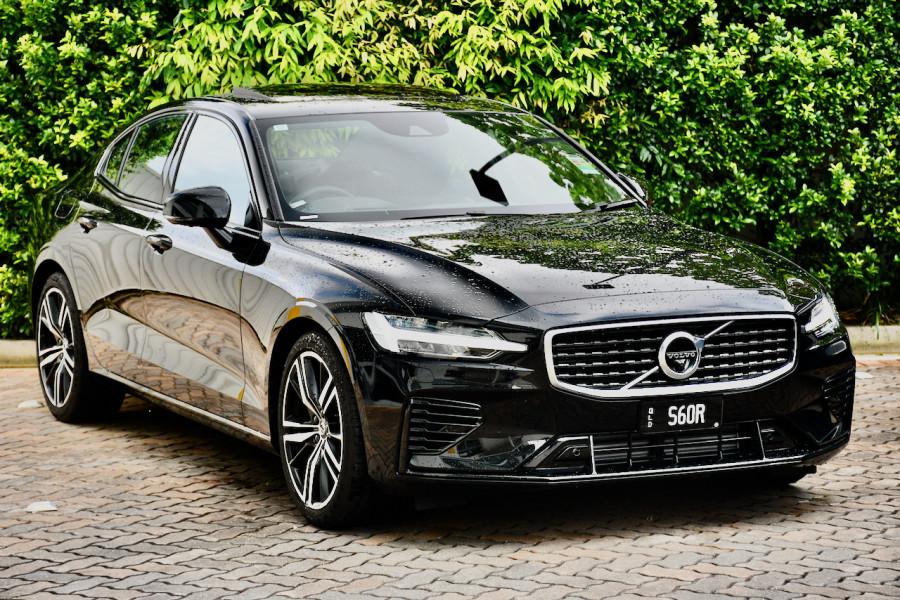 2019 MY20 Volvo S60 Z Series T8 R-Design Sedan Image 1