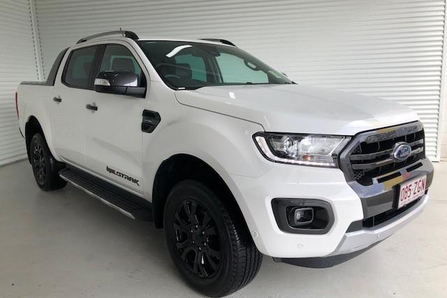 2019 Ford Ranger Ute