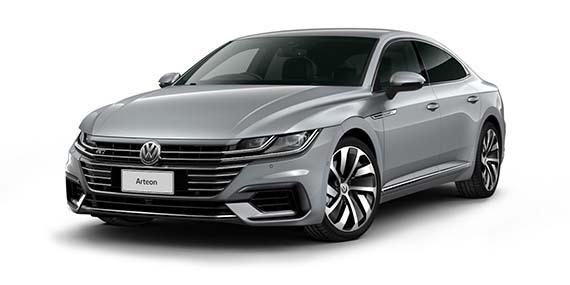 2018 Volkswagen Arteon 3H R-Line Coupe