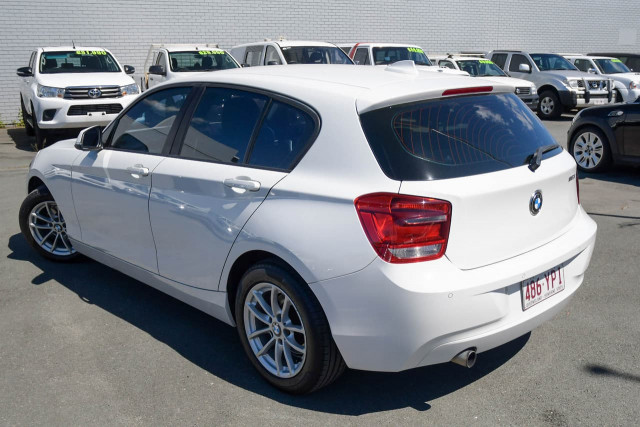 2012 BMW 1 Series F20 116i Hatchback Image 4