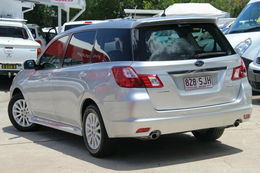 2009 liberty wagon