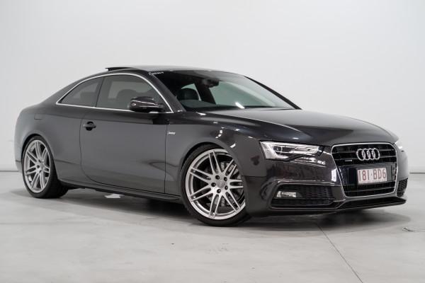 Audi A5 3.0 Tfsi Quattro Audi A5 3.0 Tfsi Quattro Auto