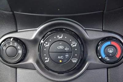 2015 Ford Fiesta WZ MY15 Ambiente Hatchback