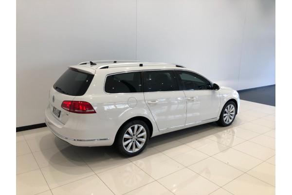 2014 Volkswagen Passat 3C 118TSI Wagon Image 4