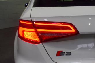 2017 Audi S3 8V MY17 Hatchback Image 3