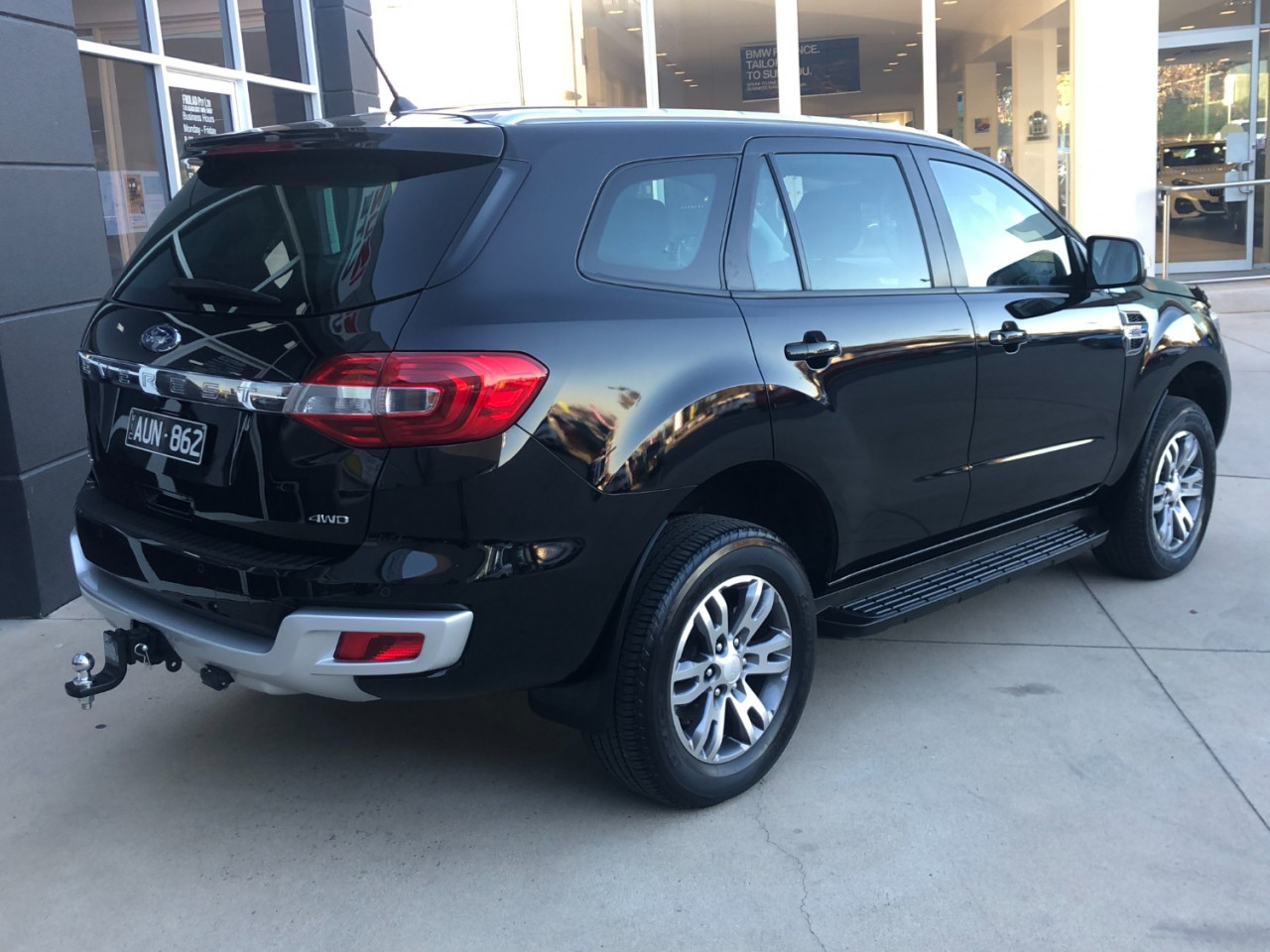2018 Ford Everest UA 2018.00MY TREND Suv Image 8