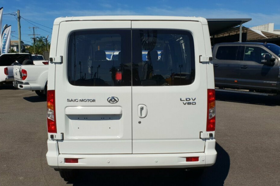 2019 LDV V80 SWB Low Roof Van