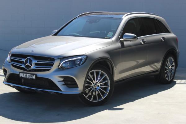 2019 MY09 Mercedes-Benz Mb Cclass X253  GLC250 GLC250 d Wagon Image 3