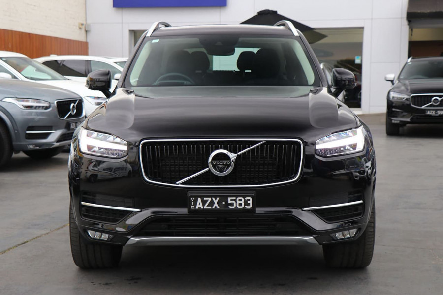 2019 Volvo XC90 L Series D5 Momentum Suv Mobile Image 3