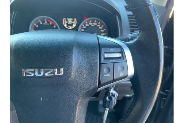 2017 Isuzu UTE D-MAX 4x4 LS-M Crew Cab Ute Dual cab