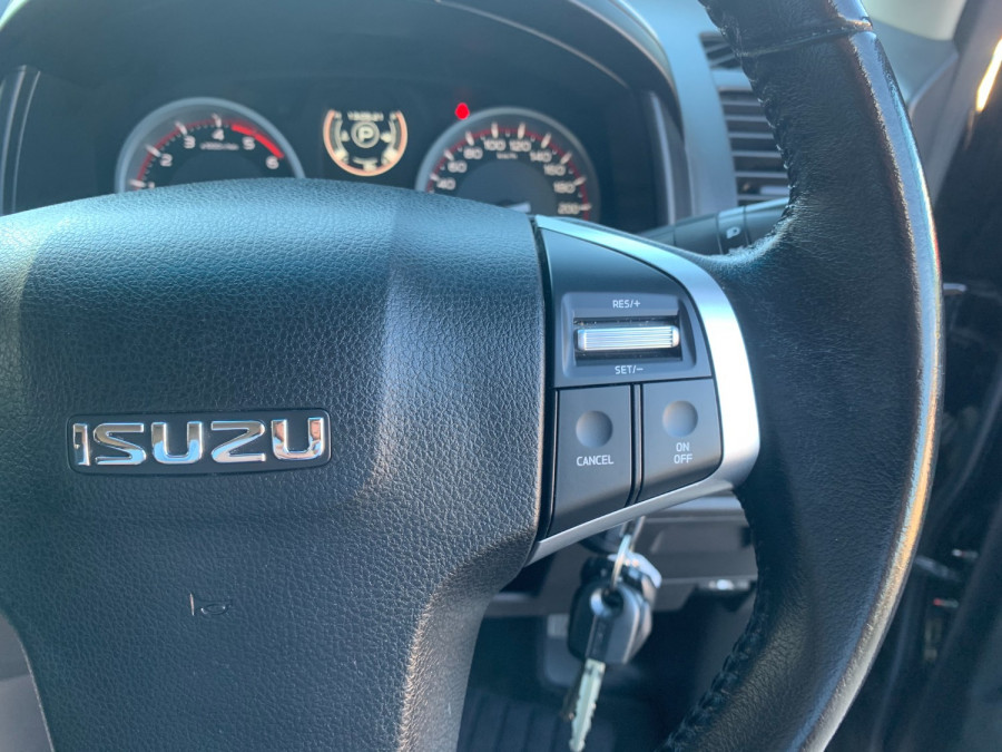 2017 Isuzu UTE D-MAX 4x4 LS-M Crew Cab Ute Dual cab Image 14