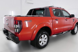 2015 Ford Ranger PX Wildtrak Utility Image 2