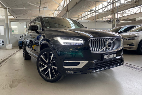 Volvo XC90 In T6