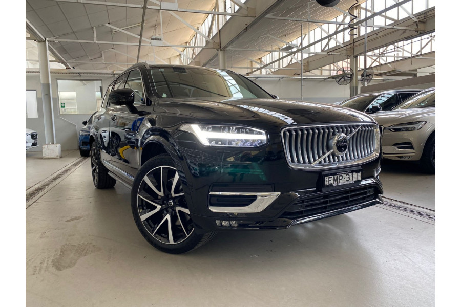 2021 Volvo XC90 T6 In Suv