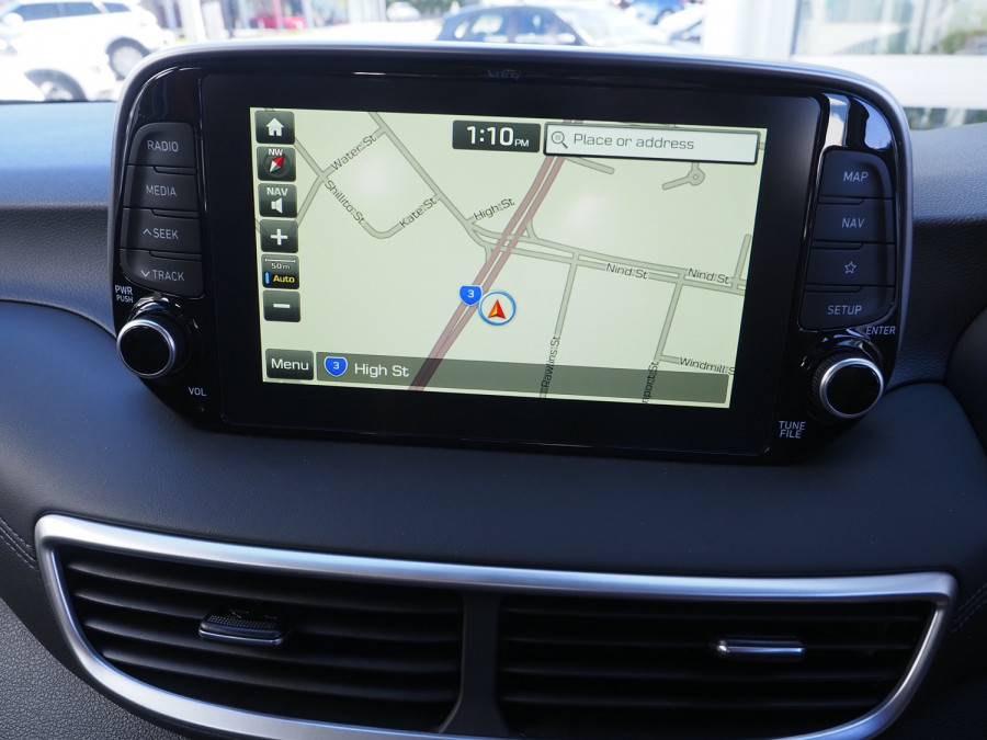 2020 Hyundai Tucson TL4 Active X Suv Image 13