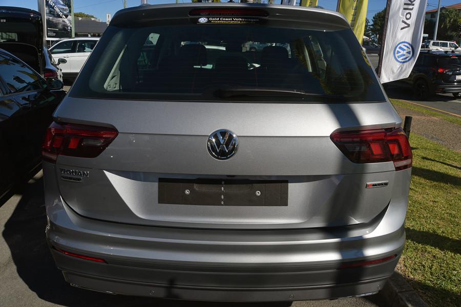 2019 MY19.5 Volkswagen Tiguan Allspace 5N Comfortline Wagon