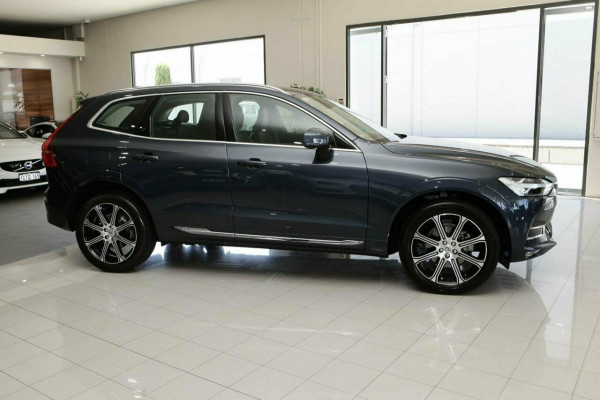 2019 Volvo XC60 UZ MY19 D4 AWD Inscription Suv Image 3