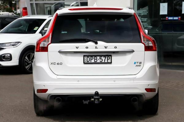 2016 MY17 Volvo XC60 DZ MY17 T5 Geartronic AWD R-Design Suv Image 5