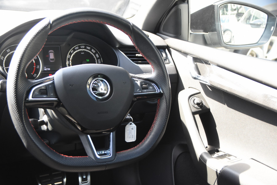 2016 Skoda Octavia NE MY16 RS Wagon Image 9