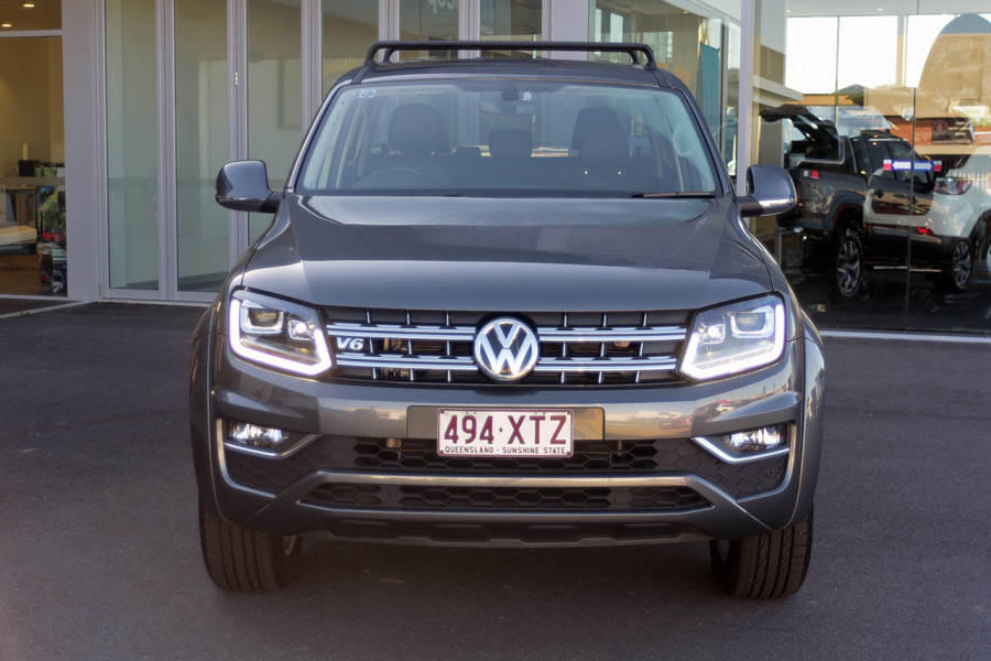 2017 MY18 Volkswagen Amarok 2H MY18 TDI550 Utility Mobile Image 3