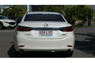 2019 MYil Mazda 6 GL Series Atenza Sedan Sedan Image 5