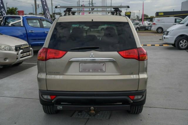 2009 Mitsubishi Challenger LS