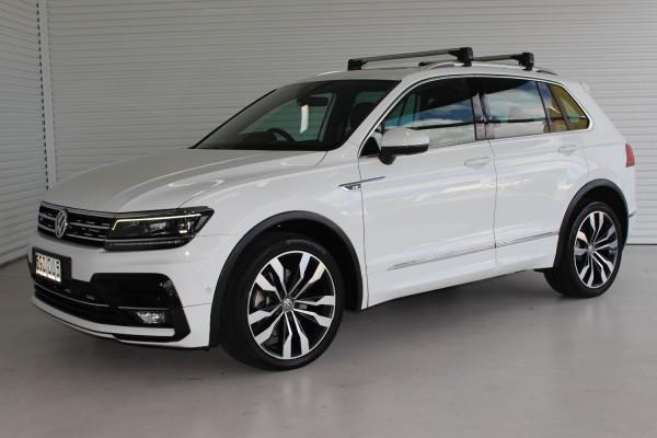 2018 Volkswagen Tiguan 5N MY18 140TDI Suv Image 5