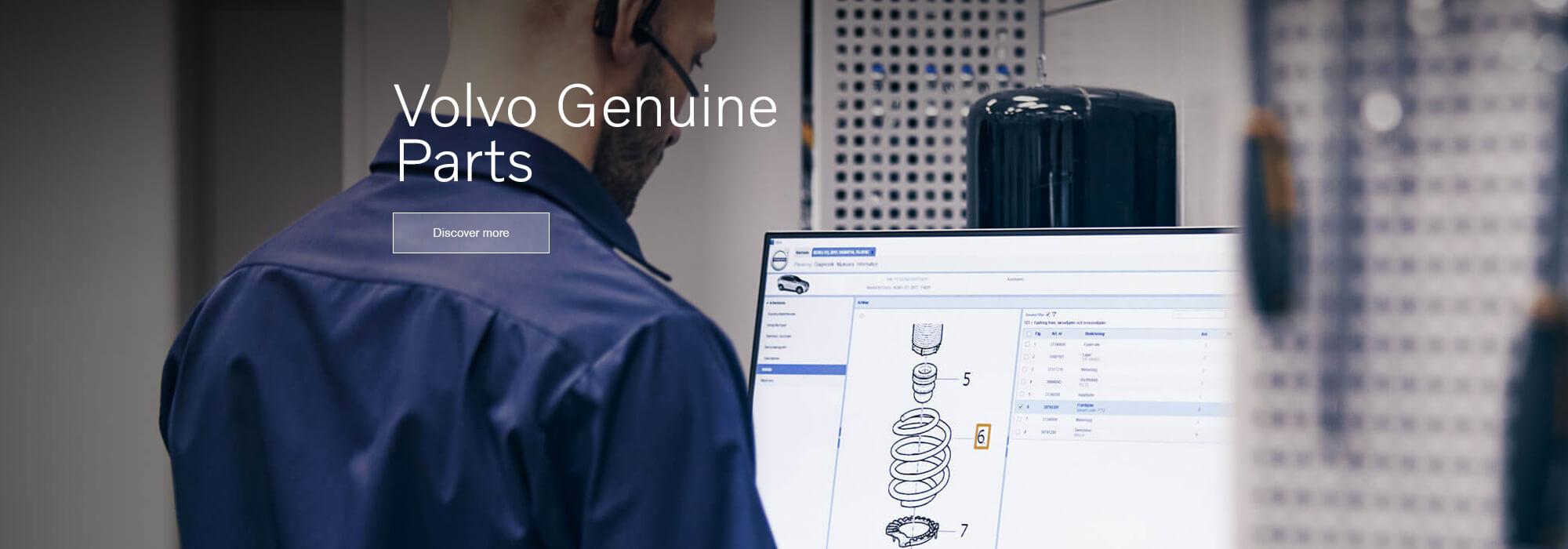 Volvo Genuine Parts