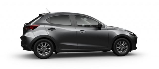 2021 MY20 Mazda 2 DJ Series G15 Pure Hatchback Mobile Image 10
