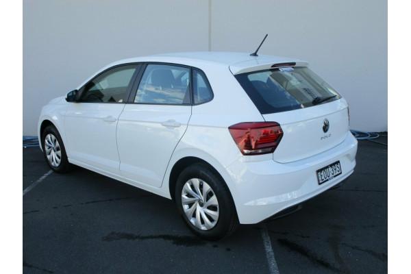 2021 Volkswagen Polo AW  70TSI 70TSI - Trendline Hatchback