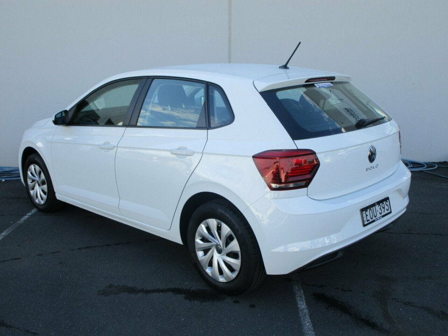2021 Volkswagen Polo AW  70TSI 70TSI - Trendline Hatchback Image 6