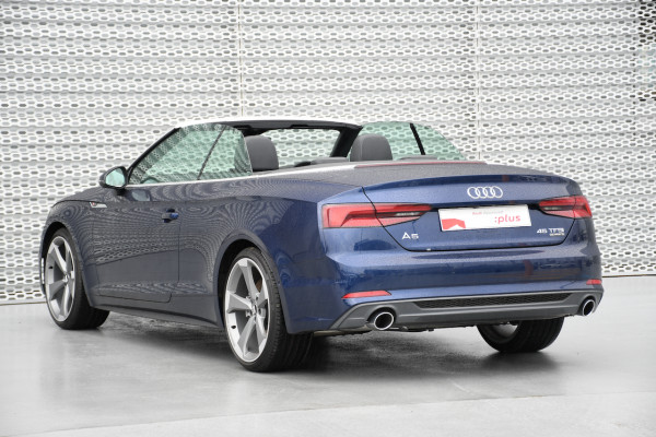 2019 Audi A5 F5 MY19 45 TFSI Cabriolet Image 3
