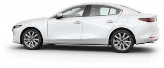 2021 Mazda 3 BP G20 Touring Sedan Sedan image 20