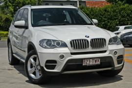 BMW X5 xDrive30d Steptronic E70 MY12