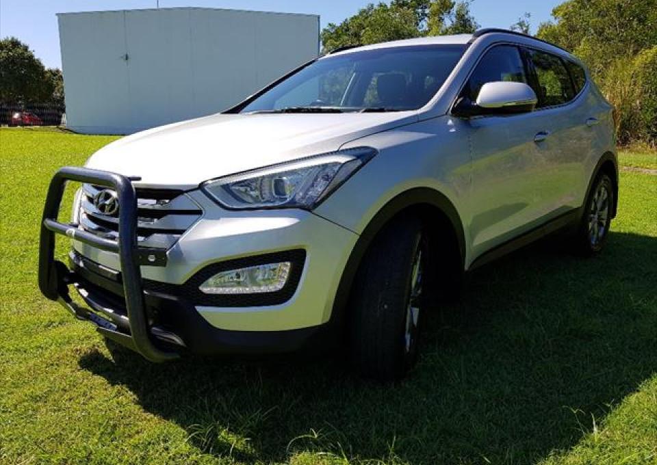 2014 MY15 Hyundai Santa Fe DM Active Suv