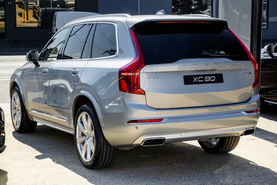 2018 Volvo XC90 L Series D5 Inscription Suv Mobile Image 4