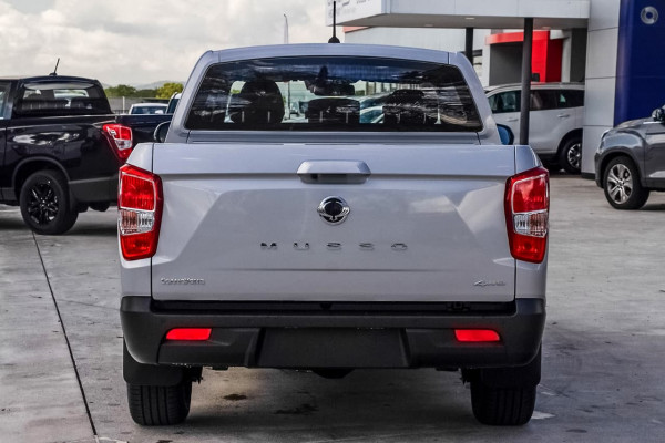 2020 MY20.5 SsangYong Musso Q200 Ultimate Utility Image 3