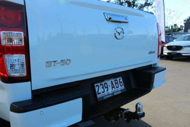 2020 MY21 Mazda BT-50 TF GT 4x4 Pickup Utility