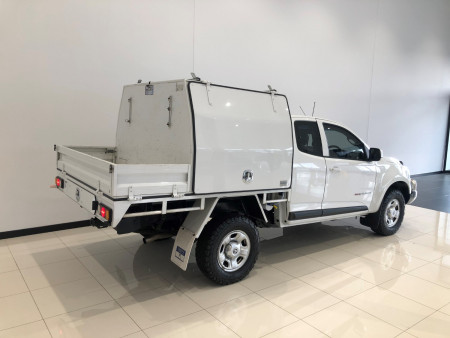 2014 Holden Colorado RG Turbo LS 4x4 space cab Image 4