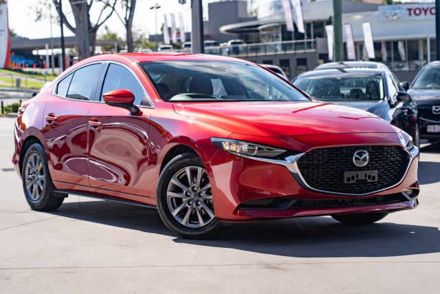 2020 Mazda 3 BP2S7A G20 Pure Sedan